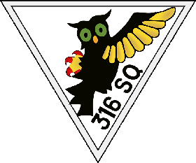 No. 316 Polish Fighter Squadron City of Warsaw