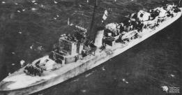 Polish Navy, Destroyer, ORP Kujawiak, World War II,