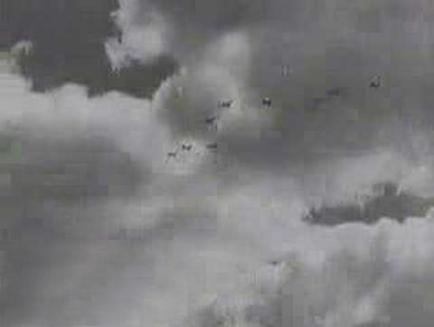 German planes over Poland 1939