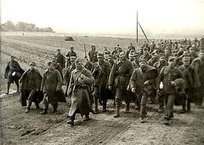 Polish POWs captured by Red Army September 1939