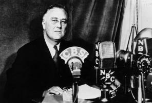 President Roosevelt Speech Polish Army