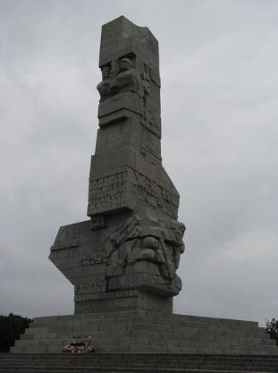 WW2 Memorial Westerplatte